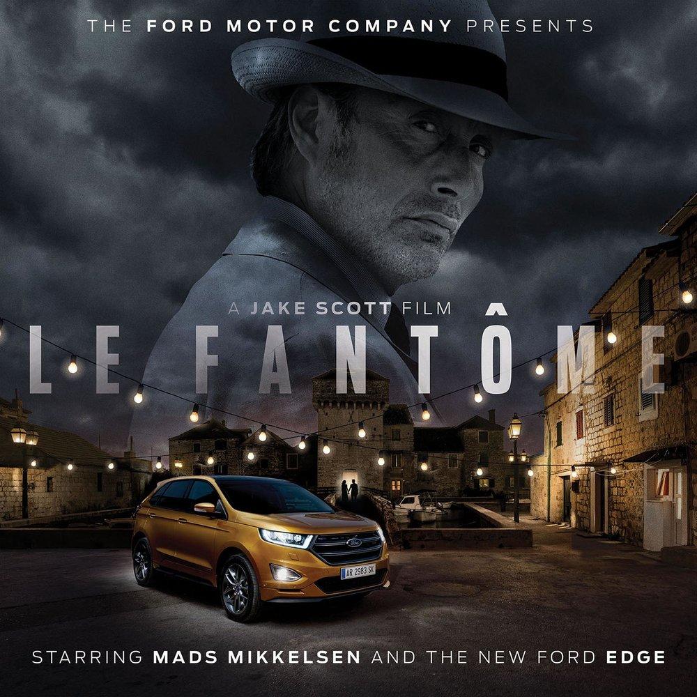 Nigel Harniman Le Fantome Ford Edge Mads Mikkelson