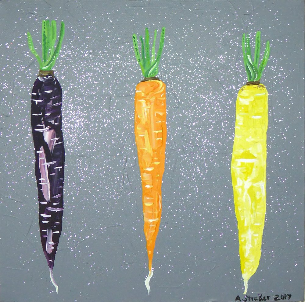 Alice Straker - Carrots