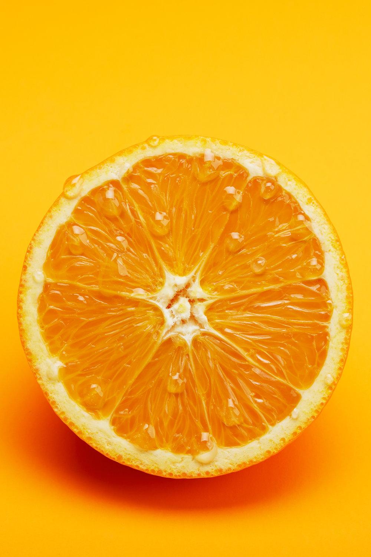 Jamie Orlando Smith - orange