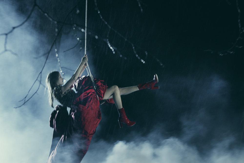 Anatol de cap Rouge - crumbling - swing