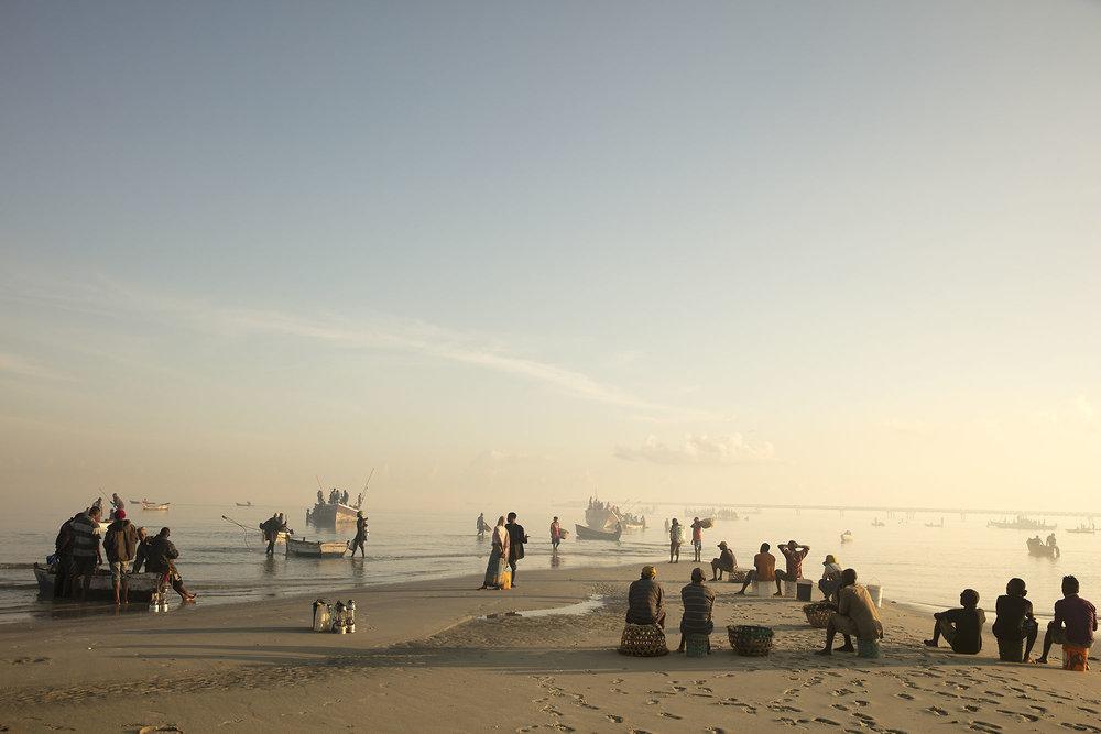 karan Kapoor - Mafia Island - fishing