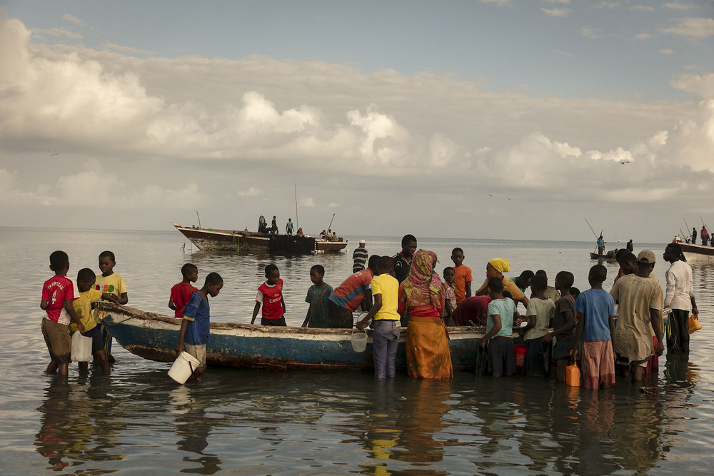 Karan Kapoor - Mafia Island fishing