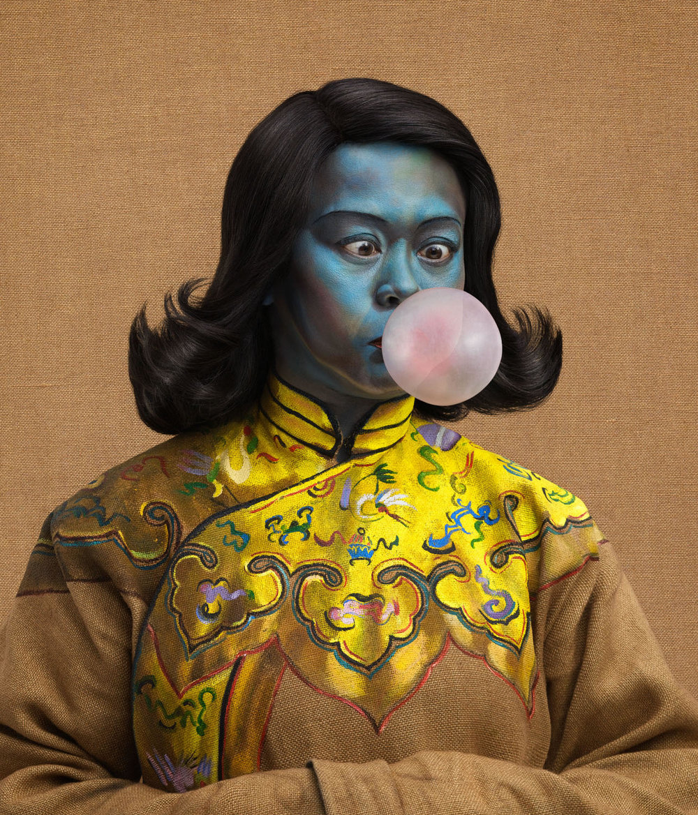 Joe Giacomet - chinese girl bubble gum
