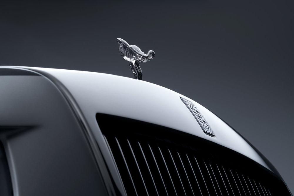 Nigel Harniman - Rolls Royce closeup