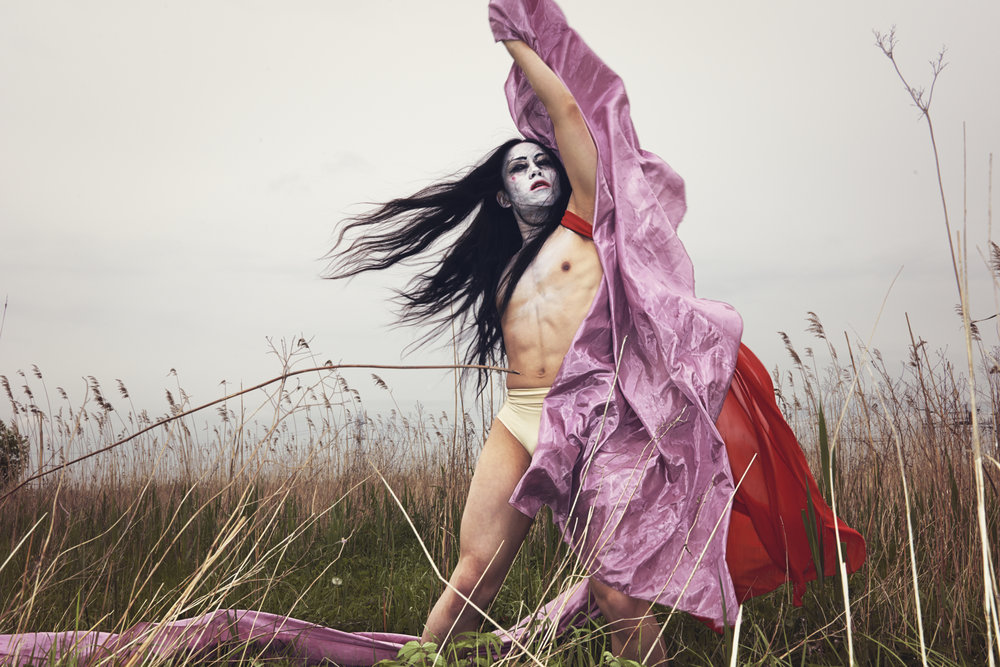 Rob Baker Ashton - Ghost Dancer