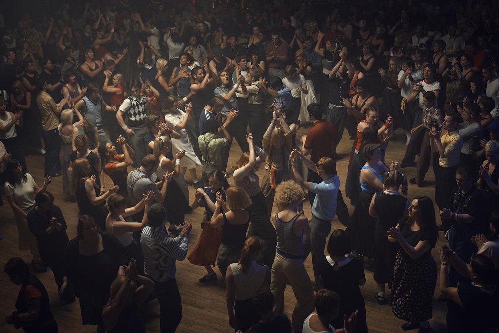 Rob Baker Ashton - dancing rave