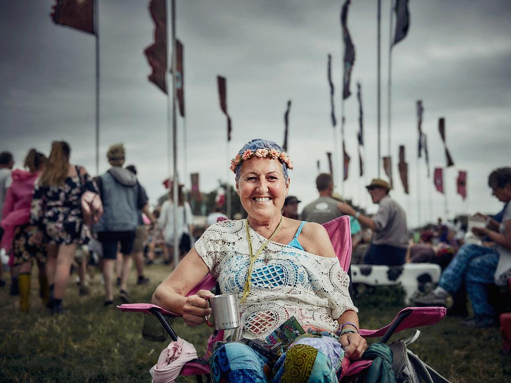 Matthew Joseph - women sitting at event