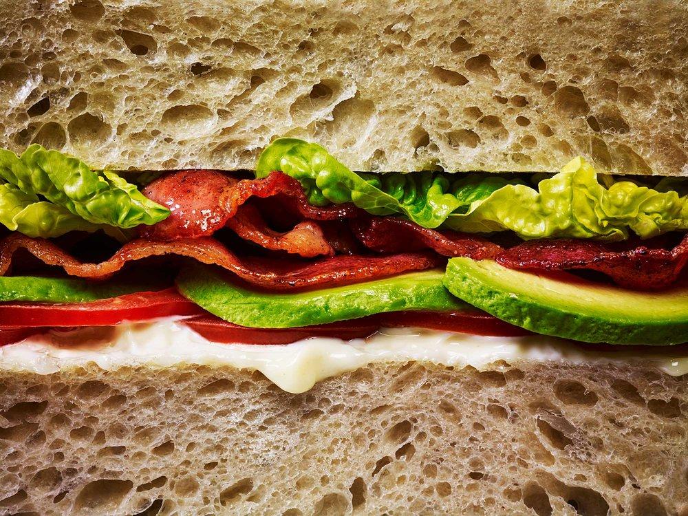 Stuart West - sandwich