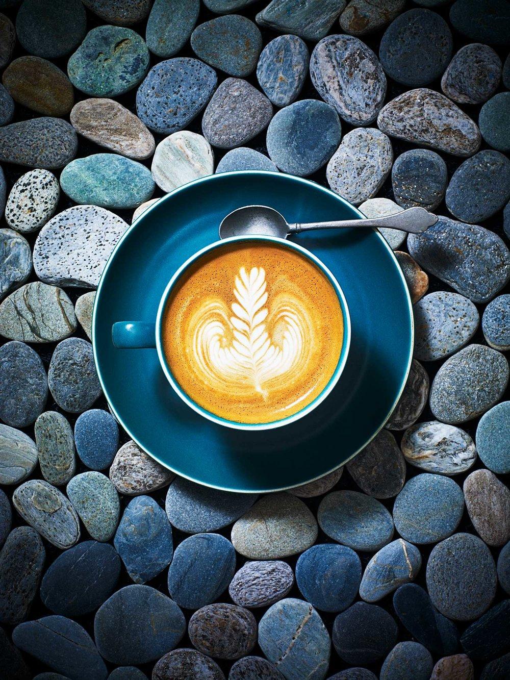 Stuart West - coffee