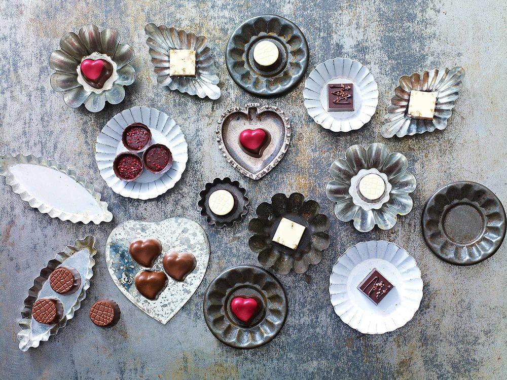 Stuart West - chocolates