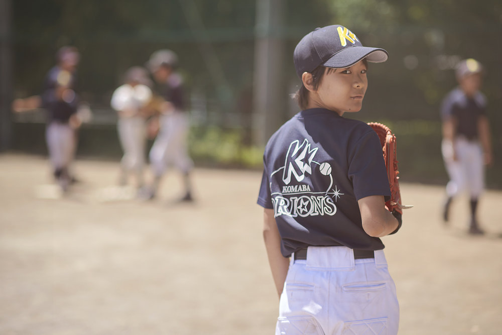 Dee Ramadan - Komaba Orions baseball Tokyo