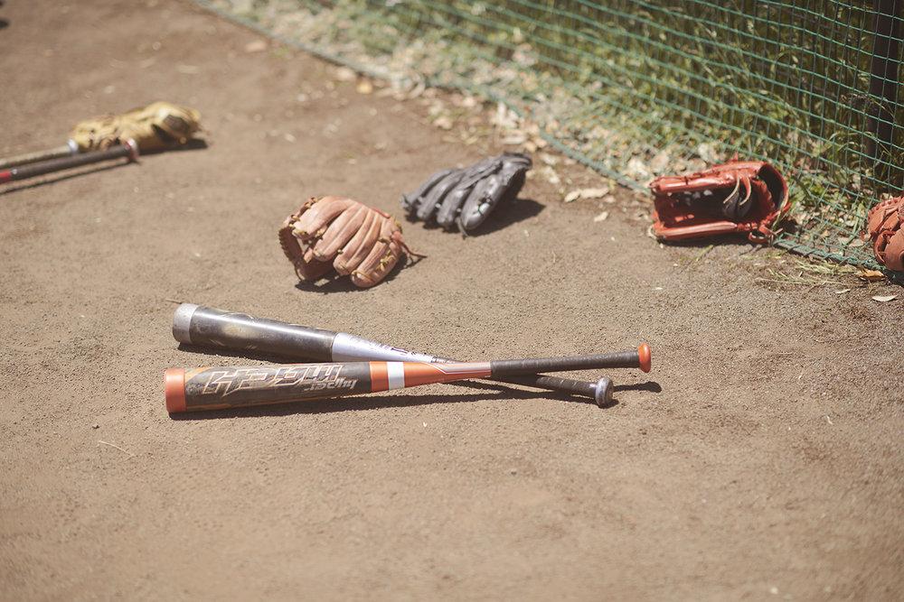 Dee Ramadan - baseball equipment - Tokyo