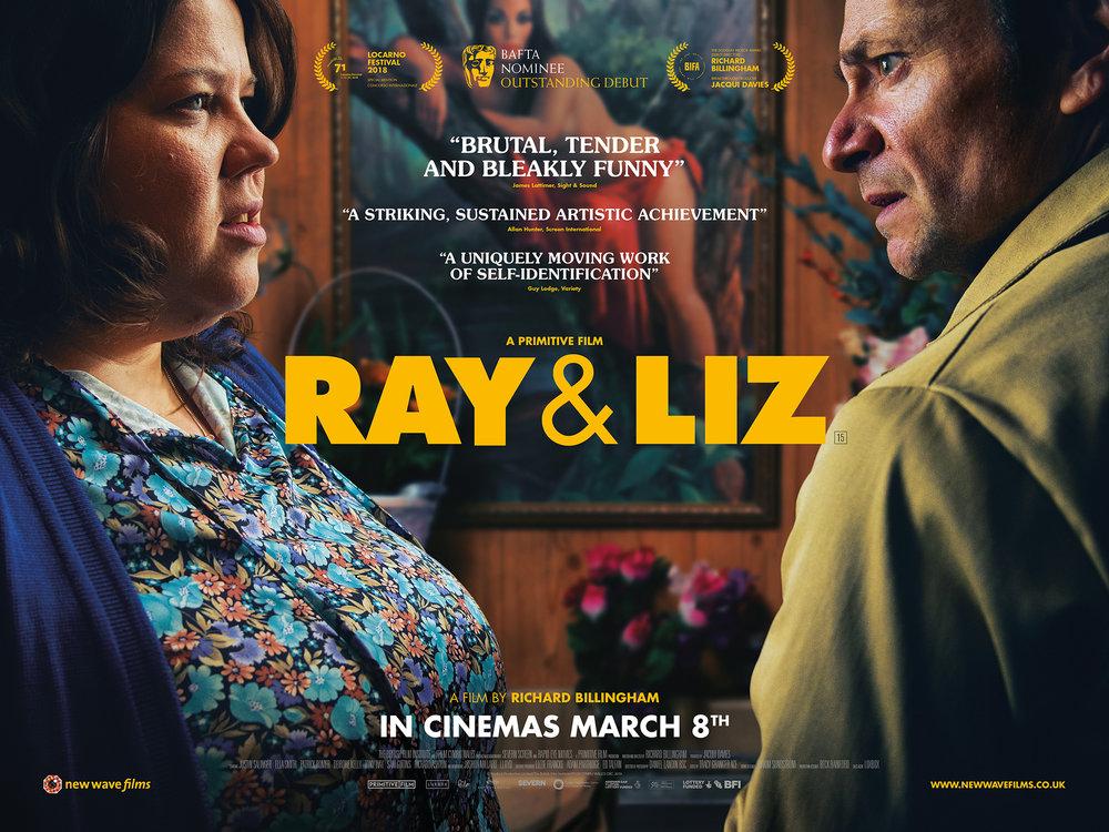 Rob Baker Ashton - Ray and Liz poster