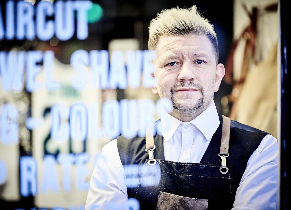 John Donoghue - Allan Stone barbers