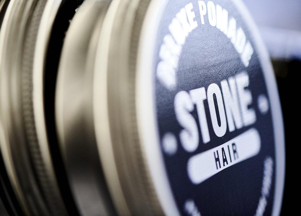 John Donoghue - still life of STONES product