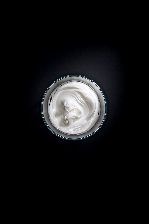 Kevin Mallett - cream dessert