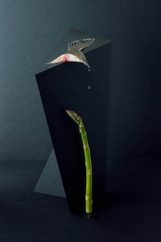 Kevin Mallett - asparagus