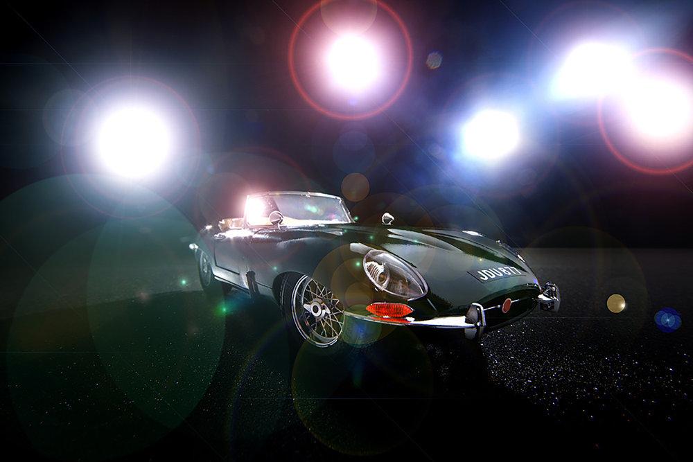Kevin Mallett - jaguar car