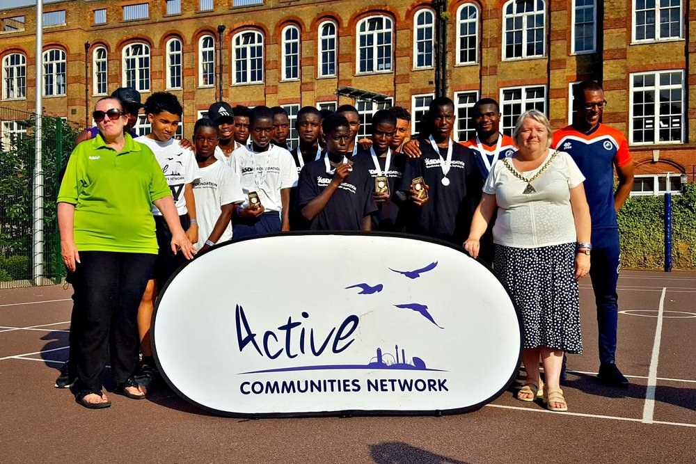Southwark Community Champions Day