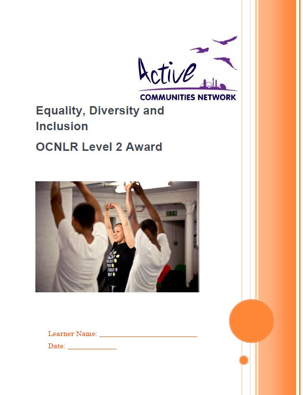 OCNLR Level 2 Award in Equality Workbook Image.JPG