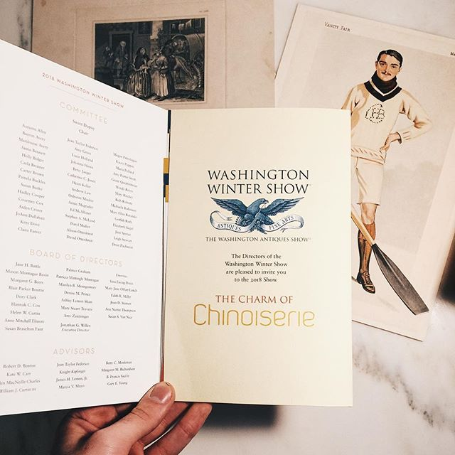 Honored (and excited) to be co-chairing this year's Young Collector's Committee for the @WashingtonWinterShow! • This will be my third year going and I cannot say enough great things about the vendors and wonderful charities the show supports.  Feel free to drop a DM or email if you have questions as I HIGHLY recommend going. • Link in bio for more details :) • PS:  Special thanks to all the AWESOME individuals serving on the committee with me!