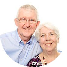 Tony and Val live in Derby, and Tony has served as UK Regional Director for CR since 2008.