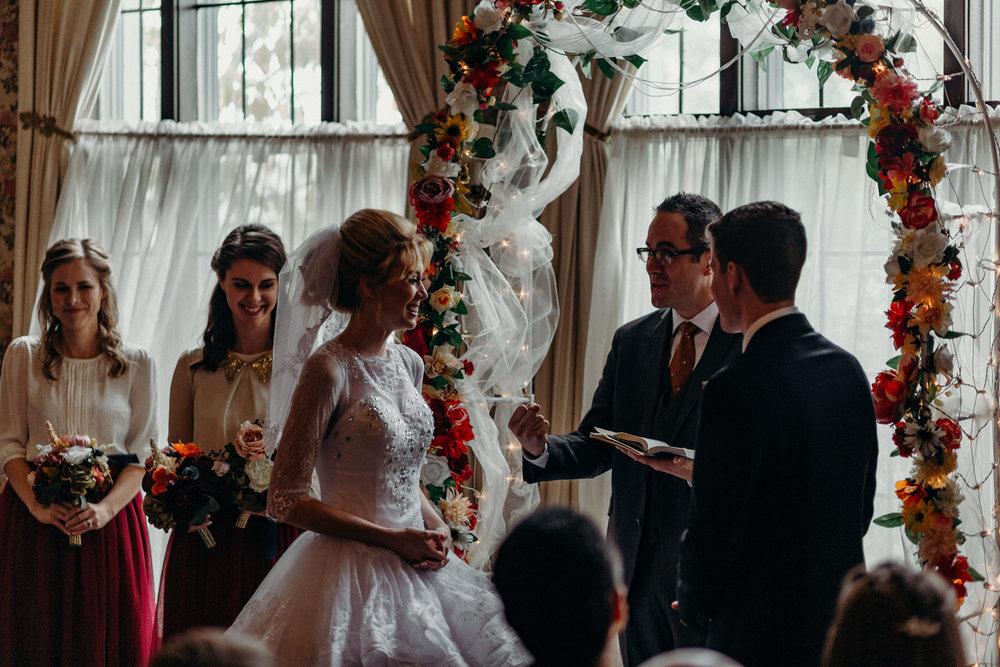 Intimate Ohio Wedding Photographers Agape Photography