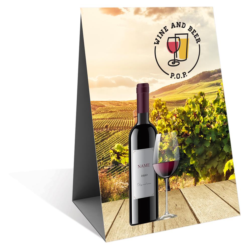 Table Tent  sc 1 st  Wine u0026 Beer POP & Shop Wine P.O.P. u2014 Wine u0026 Beer P.O.P.