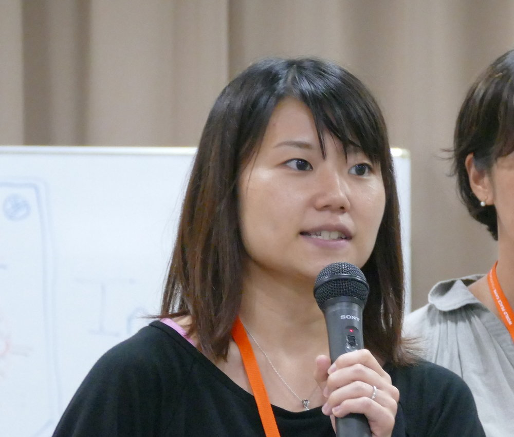 ワールドピースゲーム・プロジェクト代表の谷口真里佳氏