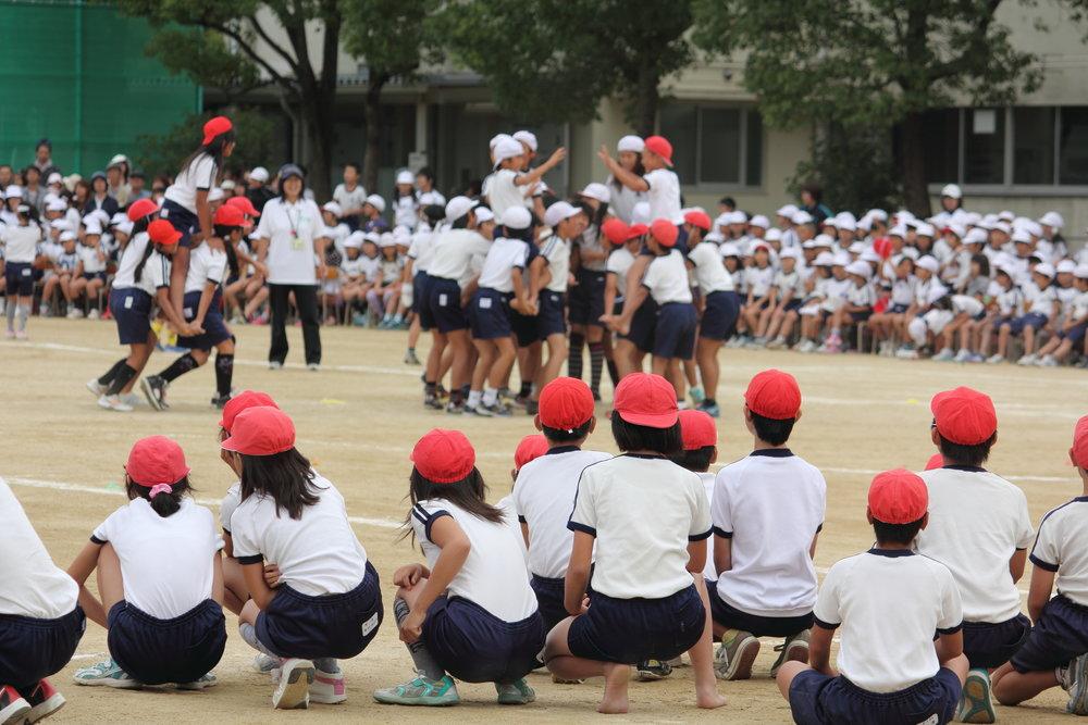 行事から考える日本の教育:運動会編 -