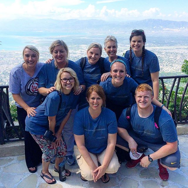 This team worked incredibly hard alongside our church partners in Haiti this week. While there, they spent two days facilitating medical clinics in Port-au-Prince, where 452 people with little or no access to healthcare were able to see a doctor, get medicine, and receive prayer in the name of Jesus. #Haiti #untiltheyallhavehomes #serve