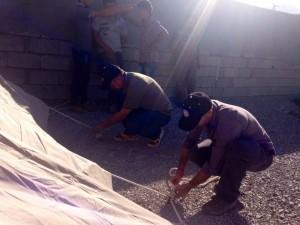 The Refuge Tents