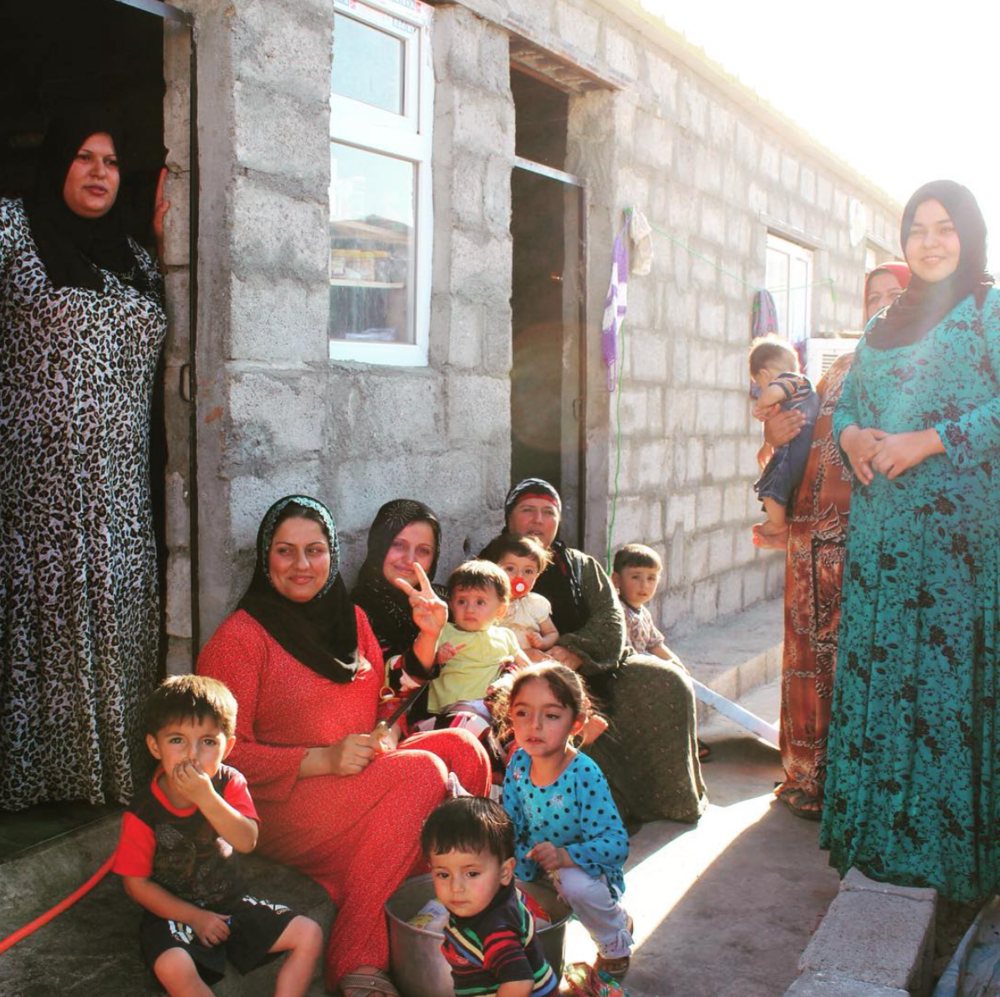 Shabak Women at Kawlokan Village