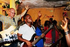 Haiti Worships 1