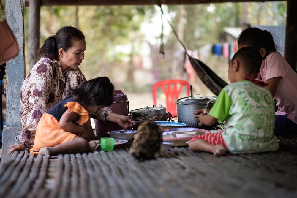 orphan care families cambodia
