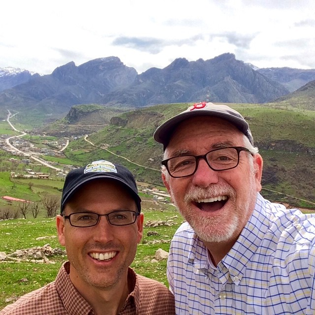 Billy Ray and Bob Goff (2015)