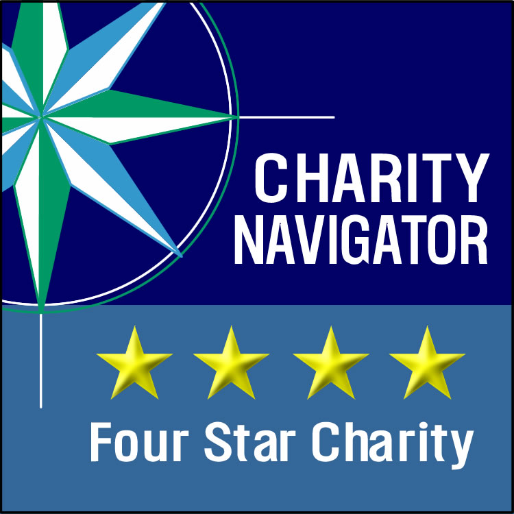 World Orphans has a four star rating by Charity Navigator. - (The highest rating)