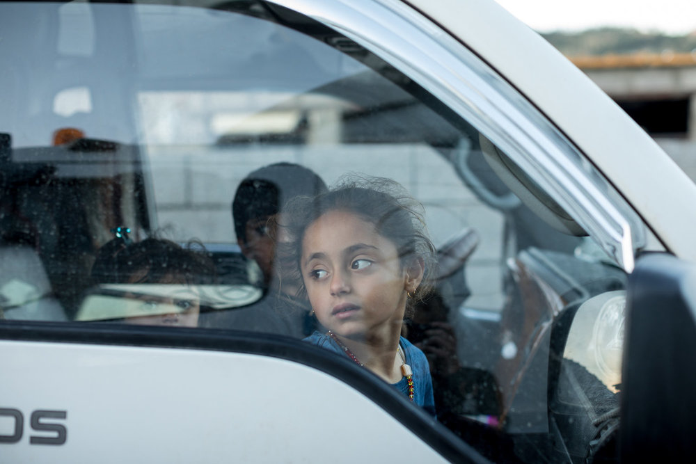 Stabilizing Refugee Families -