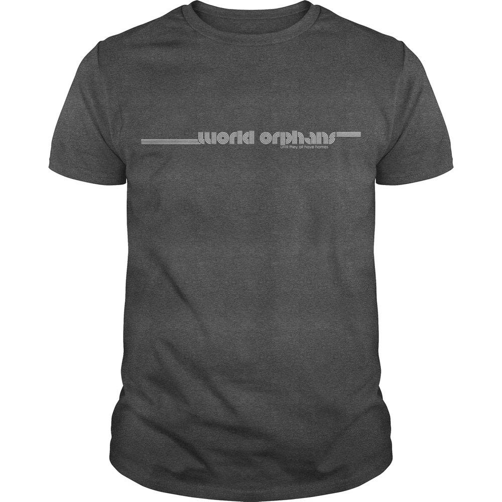6e1ac9b36 Retro Logo Shirt (Unisex/Men's) — World Orphans