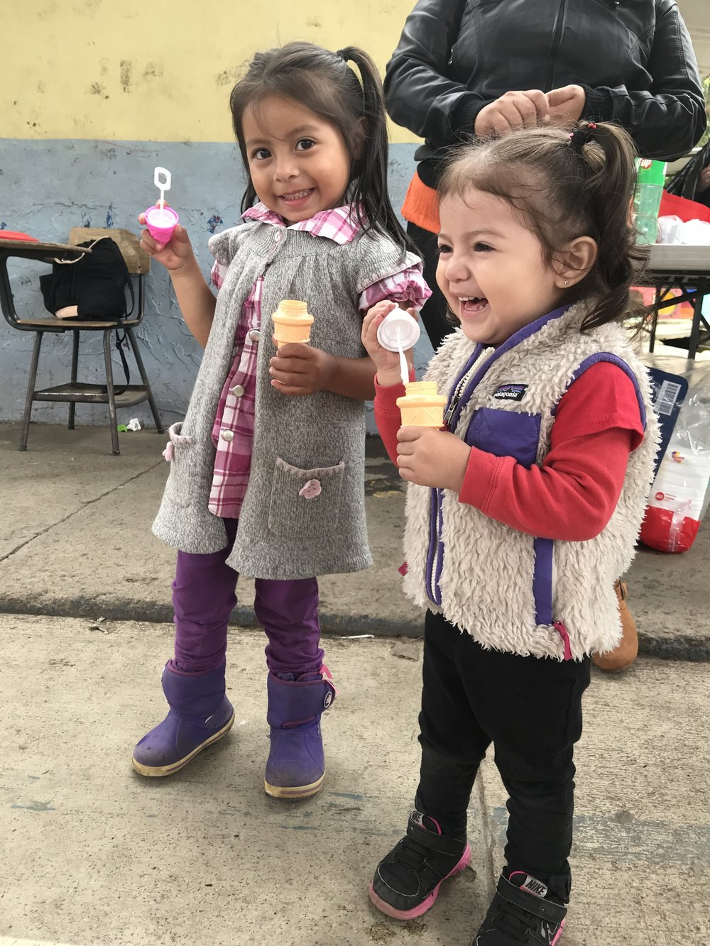 Guatemalan children world orphans