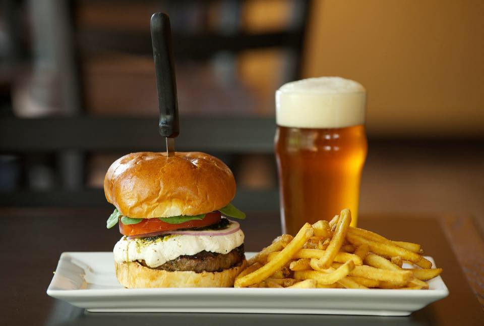 Join us for $8 Gourmet Burgers with Fries and $4 drafts Burgers: Local Sammy Burger, The BOMB Burger, Big Boy Burger, Southern Burger and our nightly special.  $4 Drafts:  Sierra Nevada Otra Vez, Sierra Nevada Torpedo IPA and Sierra Nevada Nooner Pilsner
