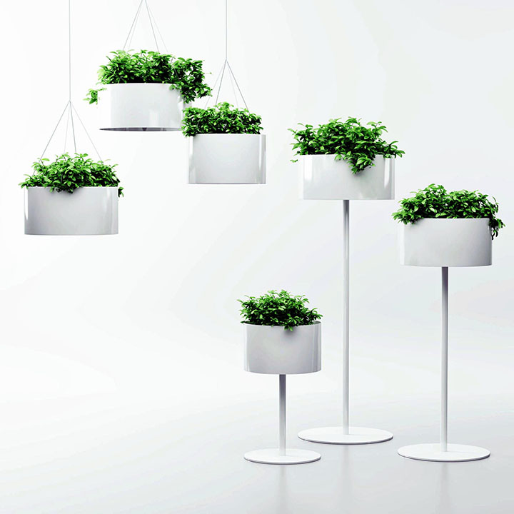Magnuson Group - Greencloud Planters
