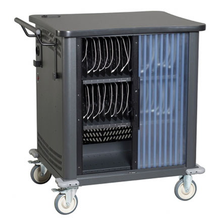Datum Storage - Computer Security Cart