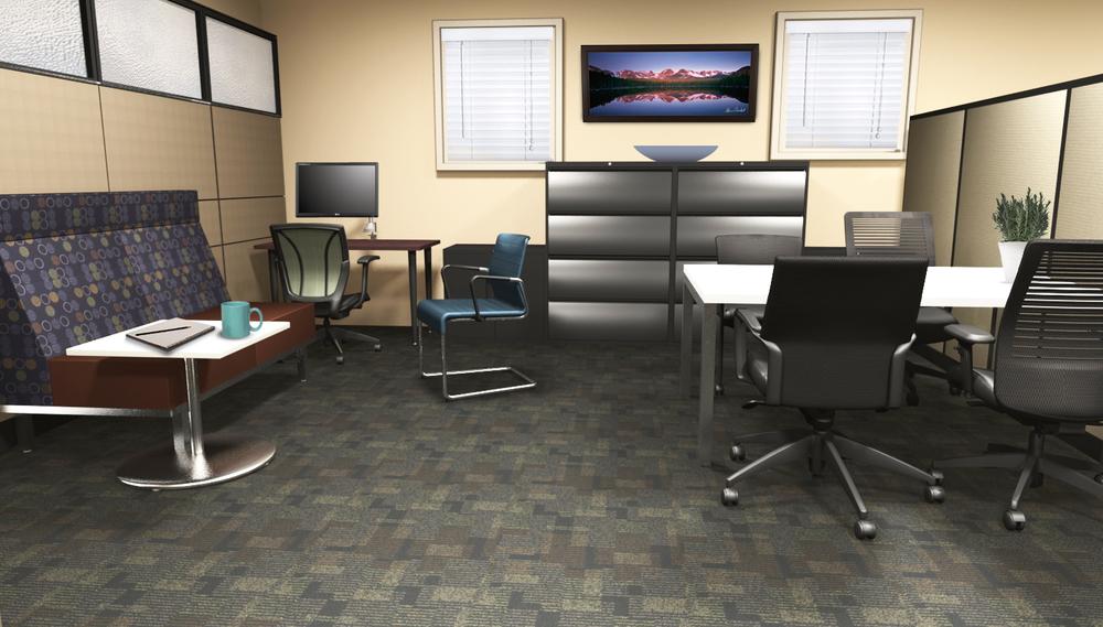 Final computer rendering.