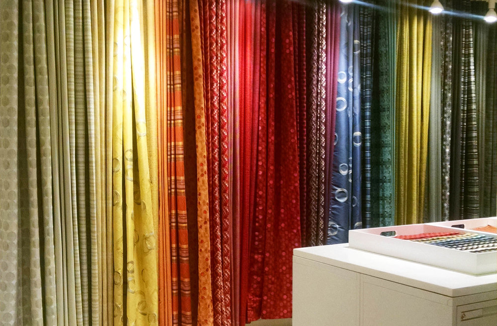 KI Pallas Textile Display