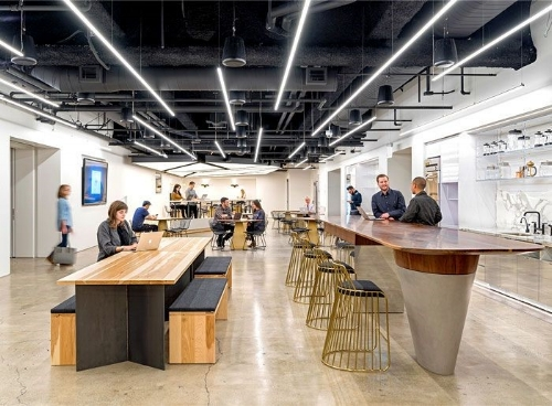 traditional office design. college graduates entering the workforce are noticing that traditional office design doesn\u0027t work for them. businesses implementing changes. n