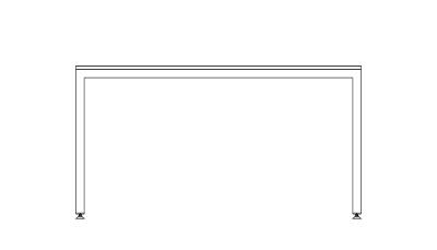 Single - (L x W x H mm)800 x 800 x 7501000 x 1000 x 7501200 x 1200 x 7501400 x 700 x 7501600 x 700 x 7501800 x 700 x 750