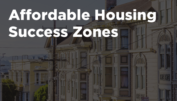 Affordable Housing Success Zones