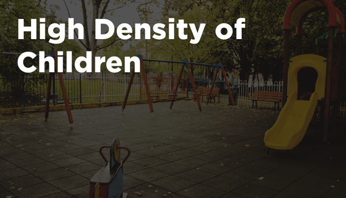 High Density of Children