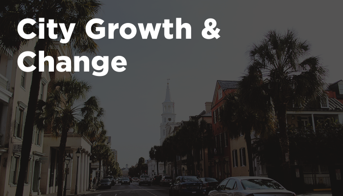 City Growth & Change